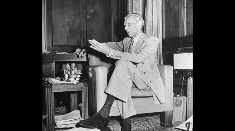 Jinnah's personal opinion on the Kashmir Dispute