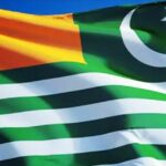 AJK Flag - its origin and meaning by Col. Abdul Haq Mirza